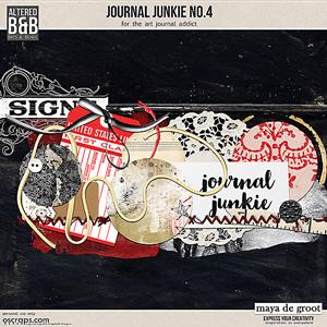 Journal Junkie No. 4