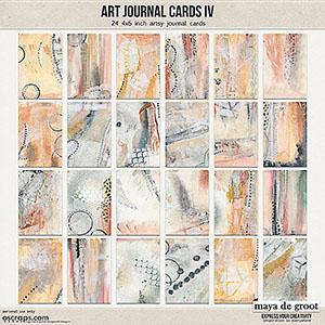 Art Journal Cards 4