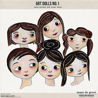 Art Dolls no. 1