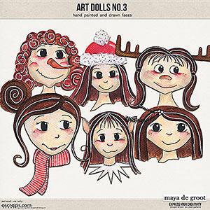 Art Dolls no. 3