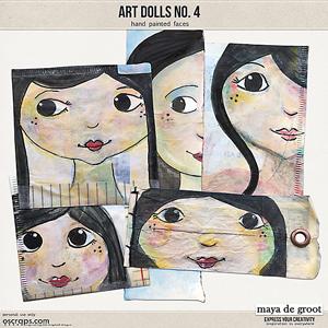 Art Dolls no. 4