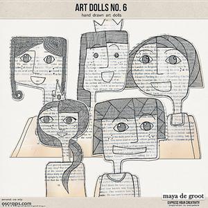 Art Dolls no. 6
