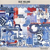 Blue Holland