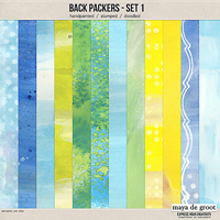 BackPackers - Set 1