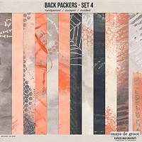 BackPackers - Set 4