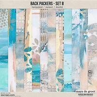 BackPackers - Set 8