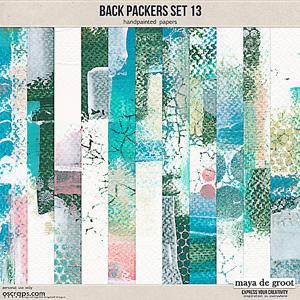 BackPackers - Set 13