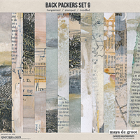 BackPackers - Set 9