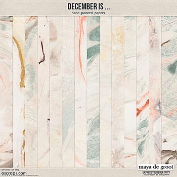 December Is ....