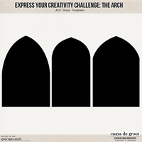 Express Your Creativity Challenge: the Arch