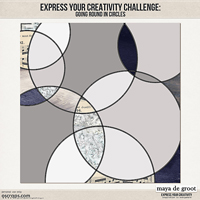 Express Your Creativity Challenge: Going round in Circles