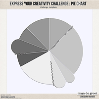 Express Your Creativity Challenge: Pie Chart