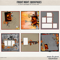 Fright Night, the quickpages