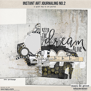 Instant Art Journaling 2