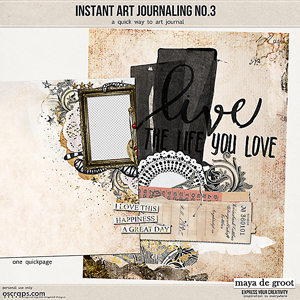 Instant Art Journaling 3