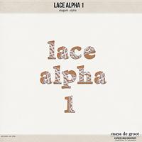 Lace Alpha 1