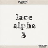 Lace Alpha 3