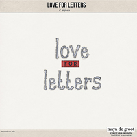 Love for Letters