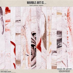 Marble Art is ...