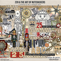 Zen and the Art of: Nutcrackers