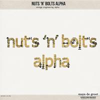 Nuts 'n' Bolts alpha