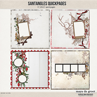 Santangles, the quickpages