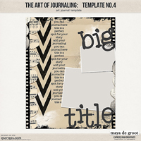 The Art of Journaling: Template 4