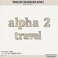 Travelers Treasure Box - Alpha 2