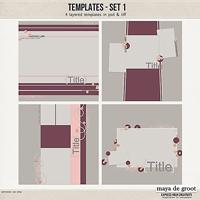 Templates Set 1