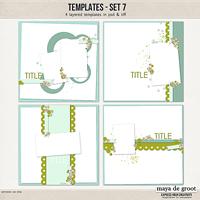 Templates Set 7