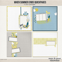 When Summer Ends - Quickpages