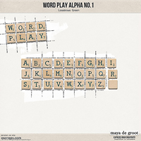 Word Play no 1