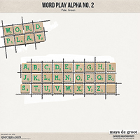 Word Play no 2