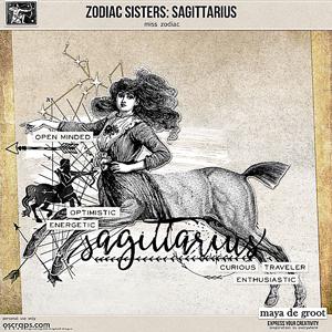 Zodiac Sisters: Sagittarius