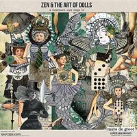 Zen and the Art of: Dolls