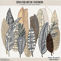 Zen and the Art of: Feathers