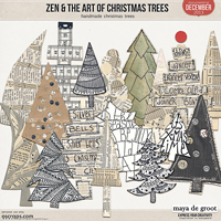 Zen and the Art of:  Christmas Trees
