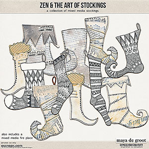 Zen and the Art of:  Stockings