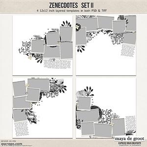 Zenecdotes Set II