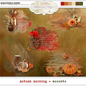 Autumn morning (Accents)