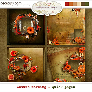 Autumn morning (Quick pages)