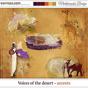 Voices of the desert (Accents)