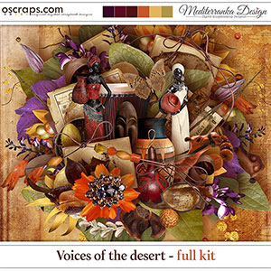 Voices of the desert (Full kit)