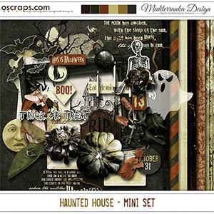 Haunted house (Mini set)