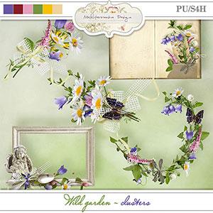 Wild Garden (Clusters)