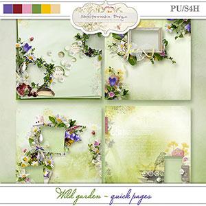 Wild Garden (Quick pages)