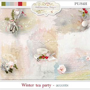 Winter tea party (Accents)