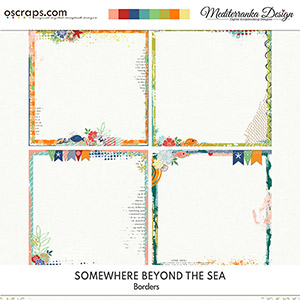 Somewhere beyond the sea (Borders)