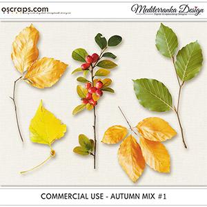 CU - Autumn mix #1