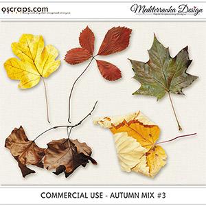 CU - Autumn mix #3